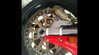6. 2006 Ducati SS 1000 DS