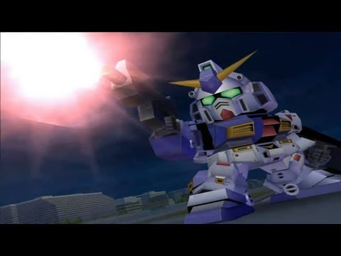 Super Robot Taisen GC - Mobile Suit Gundam 0080: War in the Pocket Part 1
