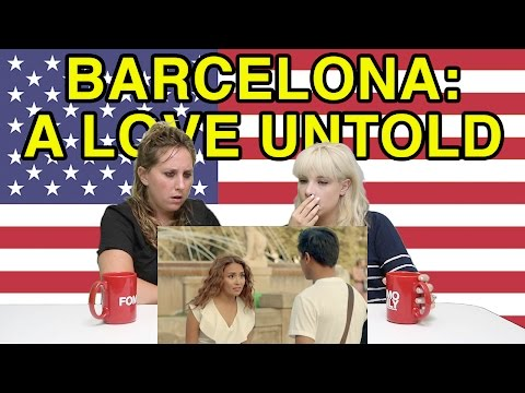 "Fomo Daily Reacts ""Barcelona: A Love Untold"""