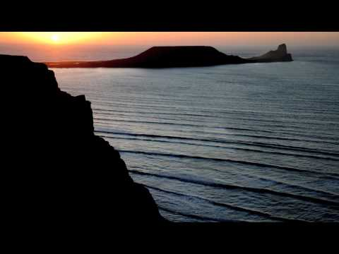 Gower - A 4 minute journey along the Gower's stunning coastline and beaches. Featuring Three Cliffs Bay, Rhossili, Worms Head, Llangennith, Mewslade, Broughton and m...