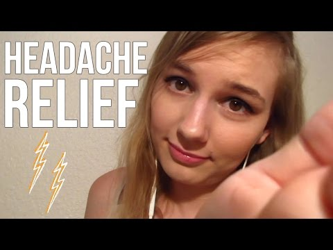 [BINAURAL ASMR] Headache Relief | Deep Head Massage Sounds | Face Massage | No Talking