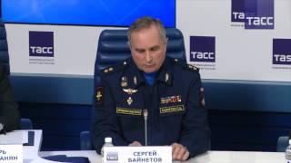 Минобороны РФ: экипаж Ту-154 был готов к проведению полета