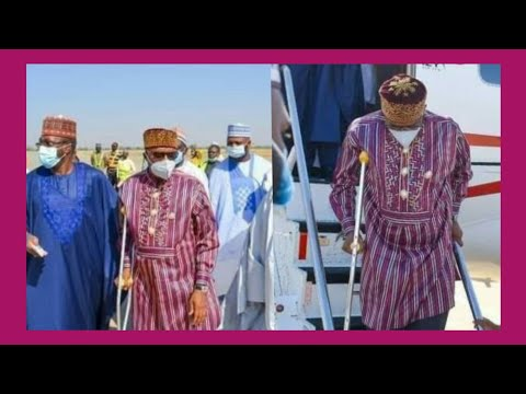 SHOCKING: SEE THE UNBELIEVABLE THING THAT HAPPENED TO ROTIMI AMAECHI THAT IS MAKING HIM USE AIDE....