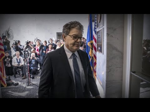 Al Franken plans announcement as senators call for resignation