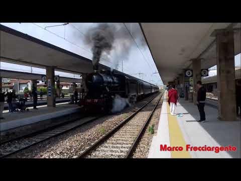 Arrivo e partenza TS 96346 a Treviso Centrale