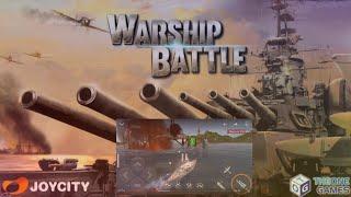 WARSHIP BATTLE: 3D World War II videosu