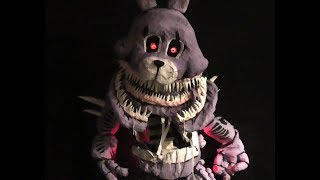 Based from the Concept Art of The Character Twisted Bonnie from the Book: Five Nights at Freddy's: The Twisted OnesMusic: Trivecta - The Vale ( Feat. Miyoki)           : Snow Dayy - The Tunnel ( Said the Sky Remix)           : Schubert's Serenade (Music Box Version)