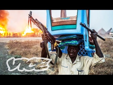 South sudan - Check out part 3 on VICE.com now! http://www.vice.com/the-vice-report/saving-south-sudan-part-3 Late last year, South Sudan's president, Salva Kiir, accused ...