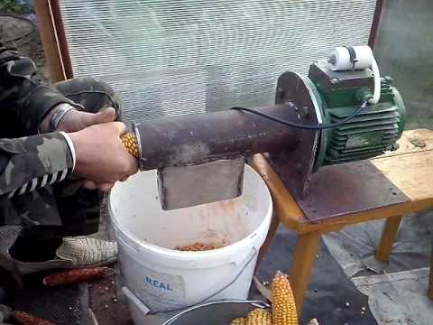 Кукуруза лущилка своими руками фото