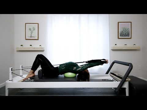 Pilates Reformer Workout: Full Body Class All Levels