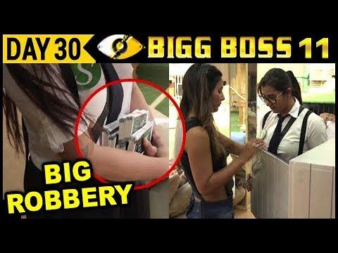 Hina Khan & Shilpa Shinde Do A BIG ROBBERY In Bigg