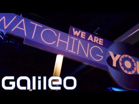 Glasbox: Tag 1 | Galileo
