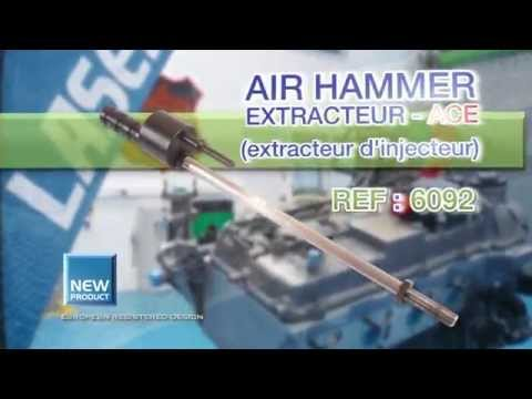 6092 | Laser Air Hammer Extracteur