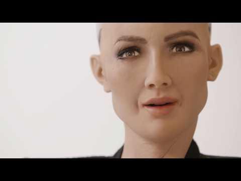 全球最美機器人蘇菲亞將登台 與杜奕瑾對談[影]