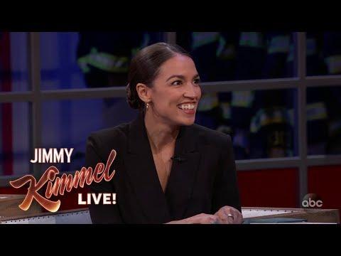 Congressional Candidate Alexandria Ocasio-Cortez on Healthcare, Education & Voting