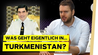 Europa will sich unabhängiger von Russland machen (weil Putin). Der neue Kumpel: Turkmenistan! ...juhu?
