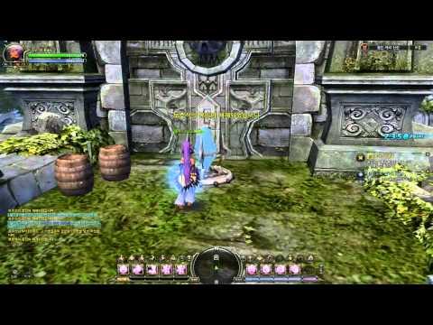Dragon Nest Kali's 2nd job quest+gameplay+kali's 2nd job skil's