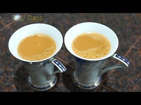 How To Make Dry Milk Powder TEA | Perfect Dry Milk Powder Tea Indian Chai | लाजवाब चाय
