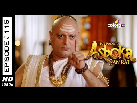 Video Chakravartin Ashoka Samrat - 9th July 2015 - चक्रवतीन अशोक सम्राट - Full Episode (HD) download in MP3, 3GP, MP4, WEBM, AVI, FLV January 2017