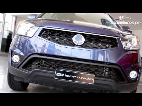 SsangYong Korando 2014 en Perú | Video en Full HD | Todoautos.pe