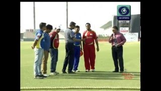 DD Sports - Pro Fatafat League -Final Live Toss - JRXI v/s EBS