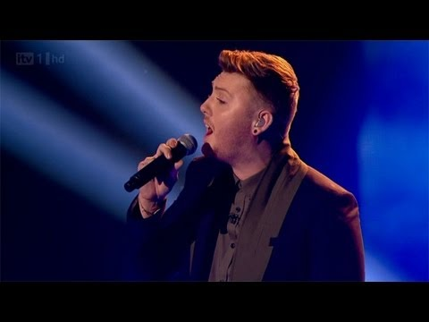 James - Watch judges' comments at http://itv.com/XFactor (UK ONLY) Watch James Arthur sing Impossible by Shontelle Sweeeeet! As potential Winner's Singles go, this o...