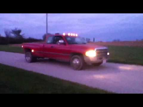96 12 Valve Cummins Dually Rollin Some Coal