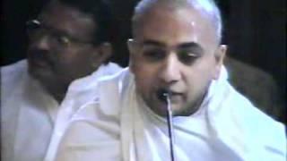 aacharya shri vidyasagarji maharaj pujan live by kshullak shri dhyan sagar ji maharaj.mp4