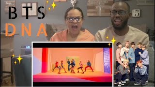 Video American Artists First Time Reacts to BTS!! DNA M/V Reaction download in MP3, 3GP, MP4, WEBM, AVI, FLV January 2017