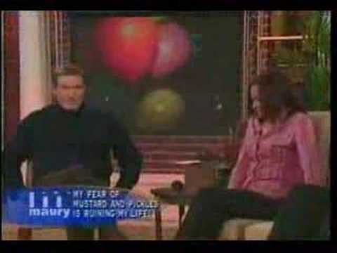 Maury Show -- Woman Scared of Balloons!