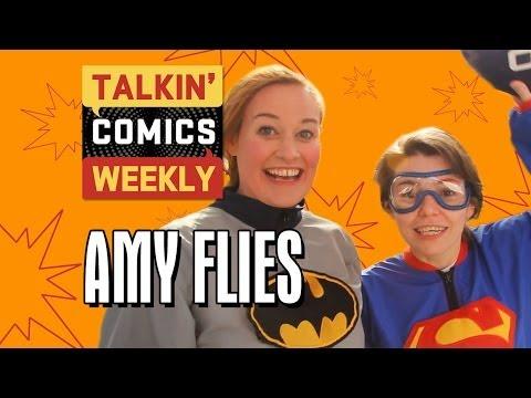 Talkin' Comics Weekly: Miracleman a Alan Moore