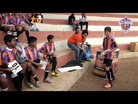 FC Pune City - Grassroots Festival