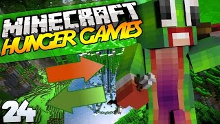Minecraft: Hunger Games Survival - Game 24 | SWITCHING CHALLENGE!