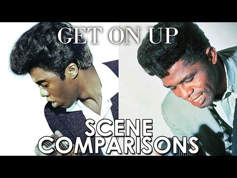 Get on Up (2014) - scene comparisons