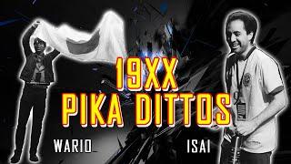 wario vs Isai Pika Dittos