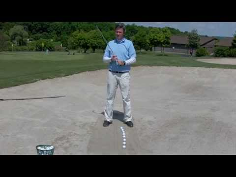 Hit great golf sand shots! Pelz method. Best online golf instruction