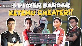 Video KETIKA TIM BTR ZUXXY, BTR RYZEN, BENNYMOZA, EJGAMING KETEMU CHEATER EDANN!!- PUBG Mobile Indonesia MP3, 3GP, MP4, WEBM, AVI, FLV Januari 2019