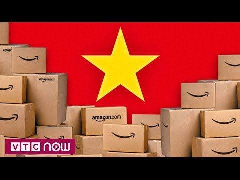 Amazon đưa sản phẩm Việt tới toàn thế giới | VTC1 - Thời lượng: 2 phút, 55 giây.