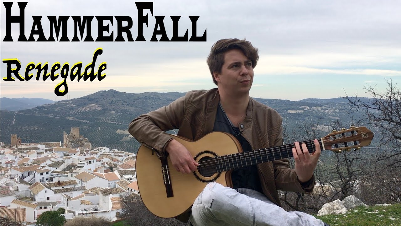 HammerFall – Renegade (Acoustic) – Classical Fingerstyle Guitar by Thomas Zwijsen
