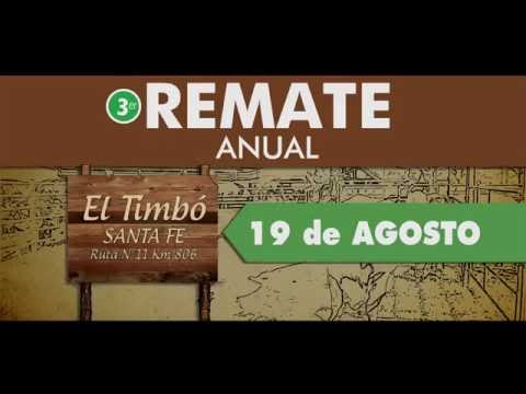Los Amores – TERCER REMATE ANUAL