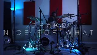 Drake - Nice for What x GMJR Drum Cover