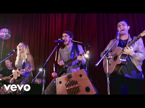 Walk Off The Earth – Drag Me Down ft. Arkells