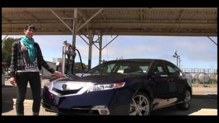 2009 Acura TL Review