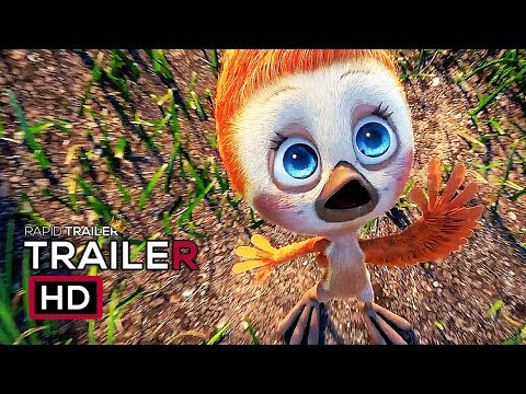 FLYING THE NEST Official Trailer (2018) Animated Movie HD