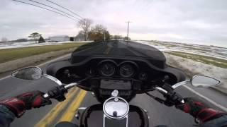 6. 2005 Used Harley Davidson Electra Glide Standard Test Drive