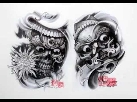 China tattoo design (dongdong)