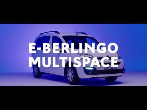 E-Berlingo Multispace