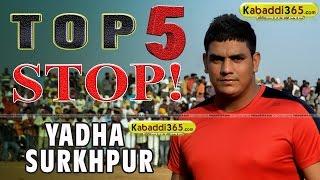 Top 5 Stop Yadha Surkhpur at Kabaddi Tournament