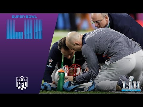 Video: Brandin Cooks Leaves Game After Hit from Malcolm Jenkins | Eagles vs. Patriots | Super Bowl LII News