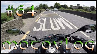 9. #64 Motovlog - New bike, 2018 MT-07 & it's fast